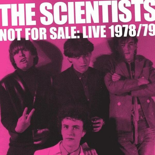The Scientists – Not For Sale: Live 1978/79 (VINYL LP)