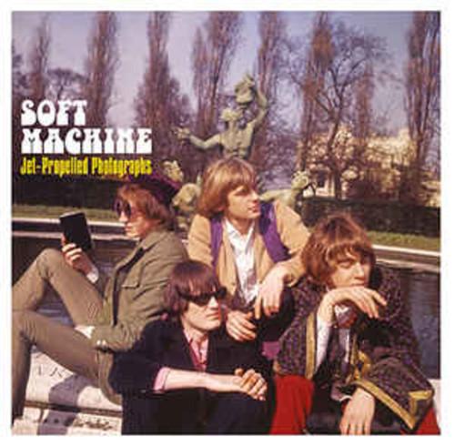 The Soft Machine – Jet-Propelled Photographs (VINYL LP)