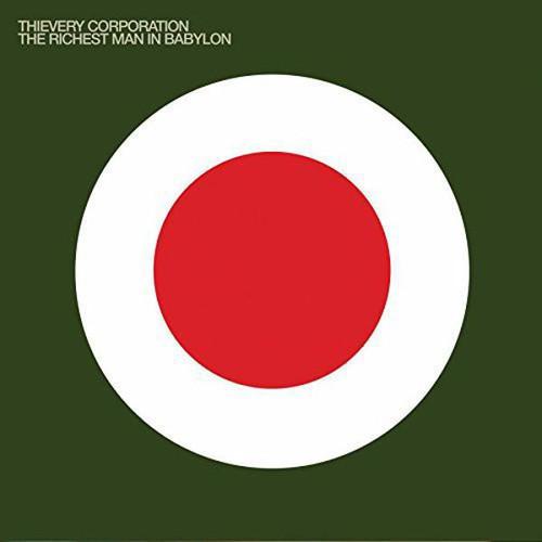 Thievery Corporation - Richest Man in Babylon (VINYL LP)