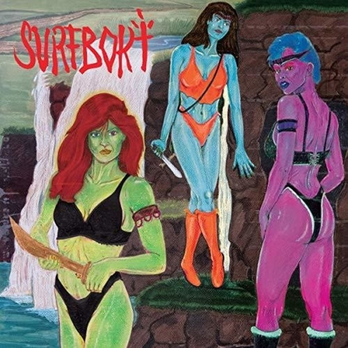 Surfbort - Friendship Music (VINYL LP)