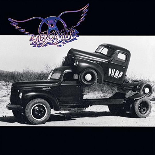 Aerosmith – Pump.    ( Vinyl, LP, Album, 180 Gram)