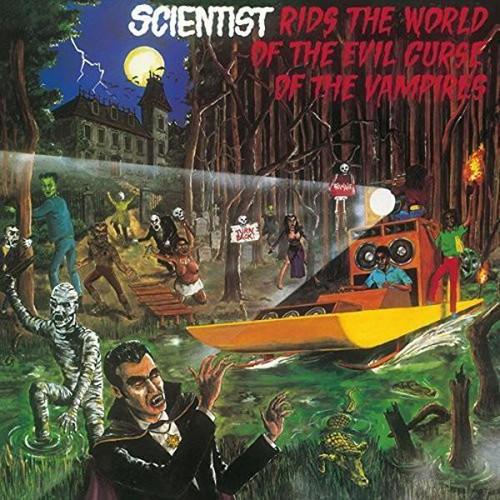 Scientist Rids - the World of (VINYL LP)