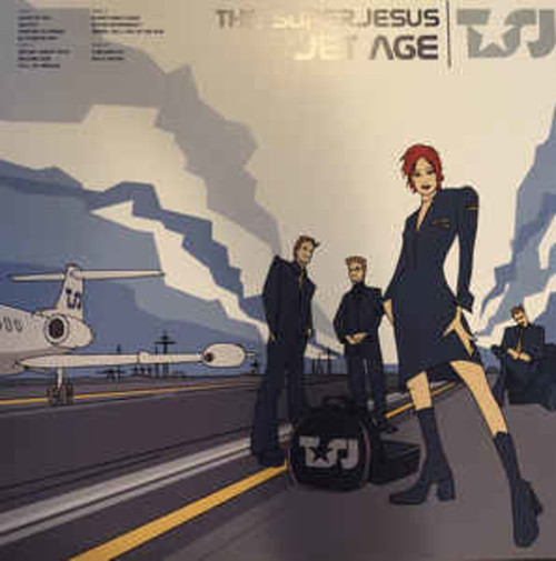 The SuperJesus - Jet Age (VINYL LP)