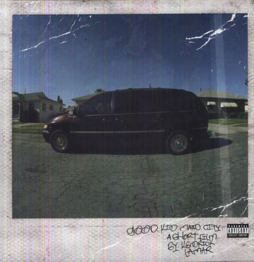 Kendrick Lamar ‎– Good Kid, M.A.A.d City (Vinyl LP)