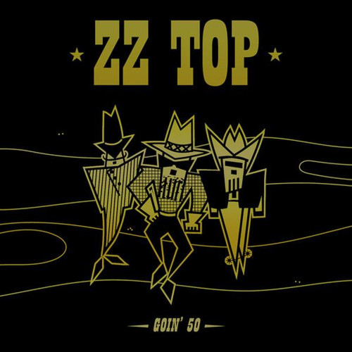 ZZ Top ‎– Goin' 50 (VINYL LP)