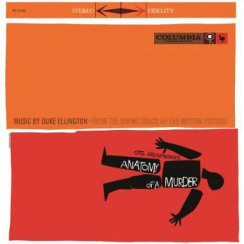 Anatomy Of A Murder ( Soundtrack Motion Picture) Duke Ellington (VINYL LP)