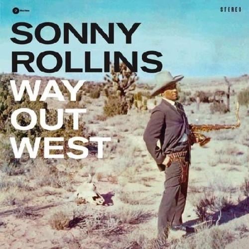 Sonny Rollins - Way Out West (VINYL LP)