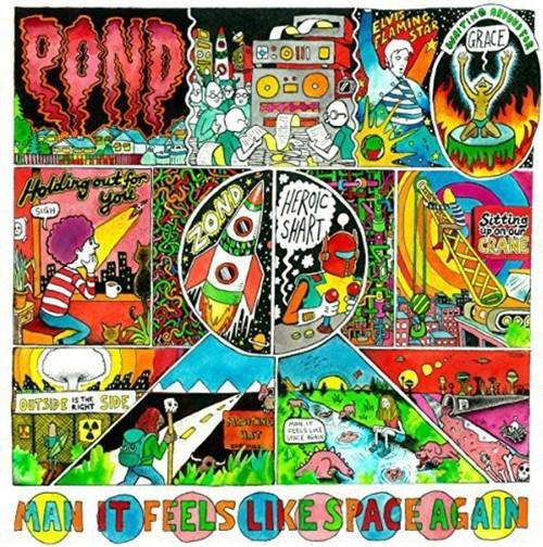 Pond - Man it Feels Like Space Again (VINYL LP)