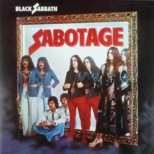 Black Sabbath – Sabotage.   ( Vinyl, LP, Album,Remastered,180g)