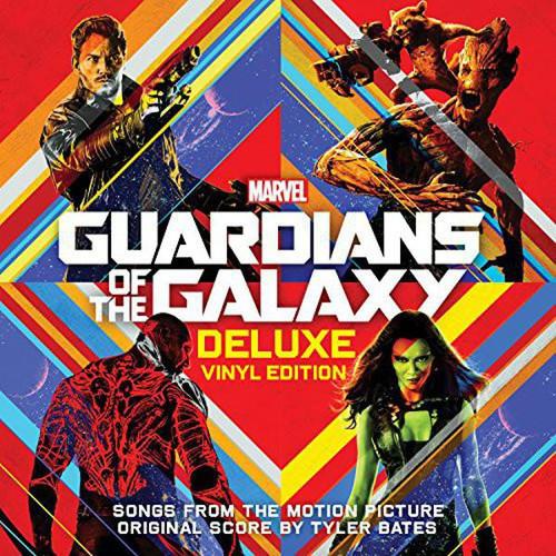 Guardians Of The Galaxy (Original Motion Picture Soundtrack) Tyler Bates (VINYL LP)