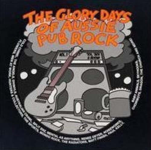 Various ‎– The Glory Days Of Aussie Pub Rock (VINYL LP)