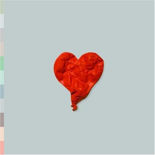 Kanye West – 808s & Heartbreak (VINYL LP)