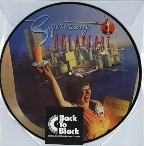 Supertramp – Breakfast In America Picture Disc (VINYL LP)