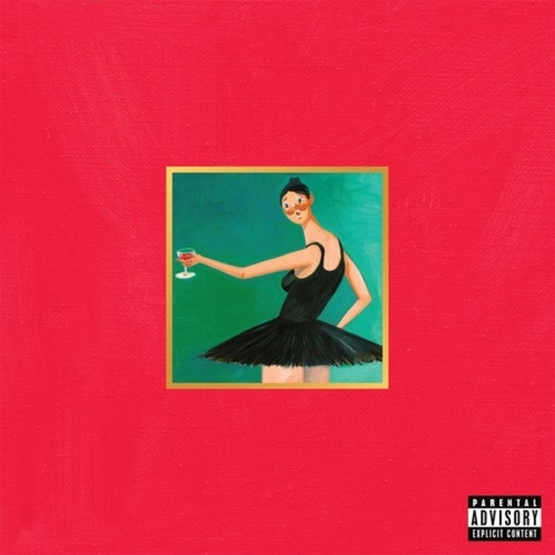 Kanye West ‎– My Beautiful Dark Twisted Fantasy (VINYL LP)
