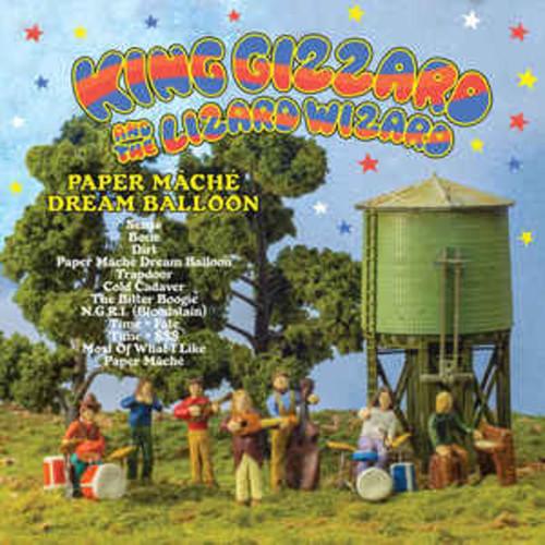 King Gizzard And The Lizard Wizard – Paper Mâché Dream Balloon (VINYL LP)