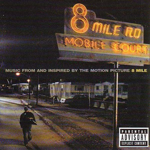 8 Mile (Music From And Inspired By The Motion Picture) (VINYL LP)