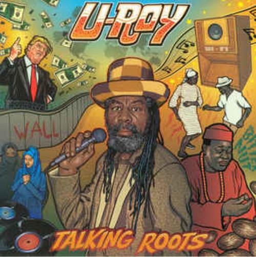 U-Roy - Talking Roots (VINYL LP)