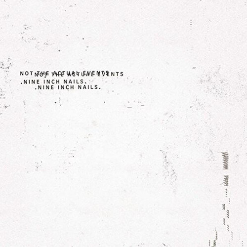 Nine Inch Nails ‎– Not The Actual Events (VINYL LP)