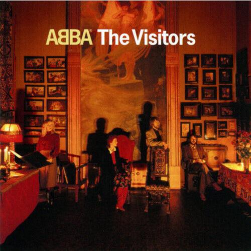Abba - Visitors   (LP)