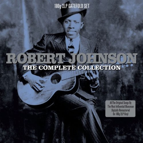Robert Johnson ‎– The Complete Collection (VINYL LP)