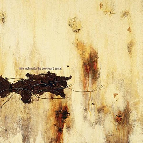 Nine Inch Nails ‎– The Downward Spiral (VINYL LP)
