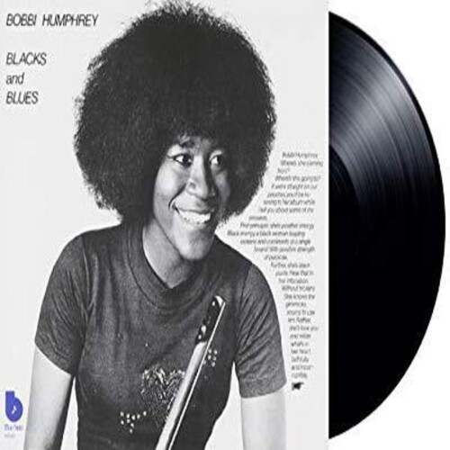 Bobbi Humphrey ‎– Blacks And Blues (LP)