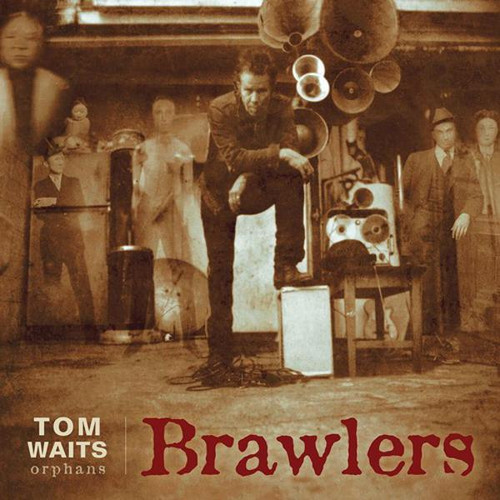 Tom Waits ‎– Brawlers (VINYL LP)