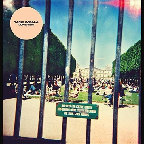 Tame Impala ‎– Lonerism (Vinyl LP)