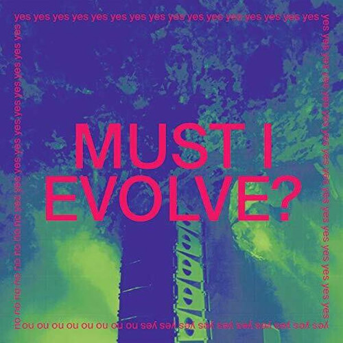 Jarv Is... ‎– Must I Evolve?