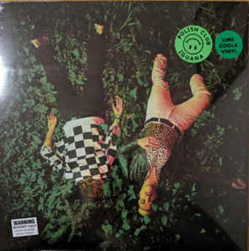 Polish Club ‎– Iguana (VINYL LP)