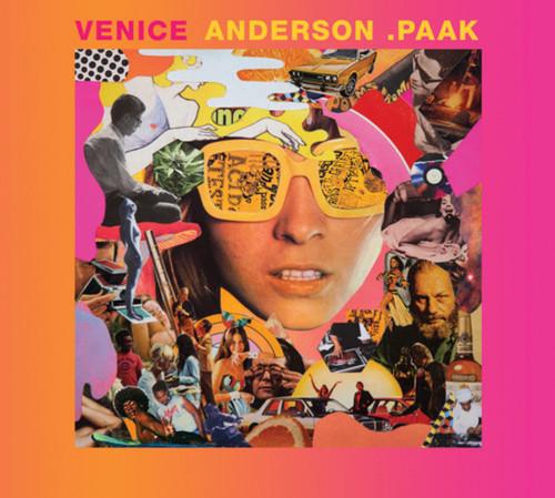 Anderson Paak - Venice (LP)