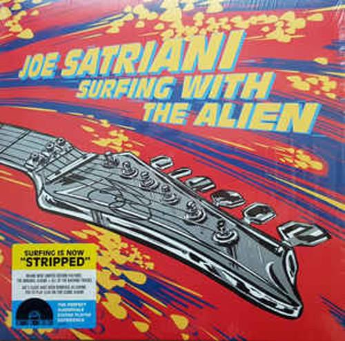 Joe Satriani – Surfing With The Alien (VINYL LP)