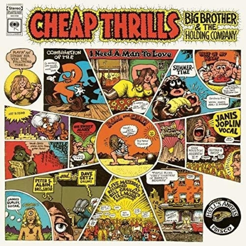 Big Brother & The Holding Company – Cheap Thrills (LP)