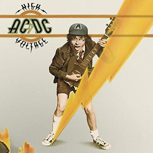 AC/DC – High Voltage (LP)