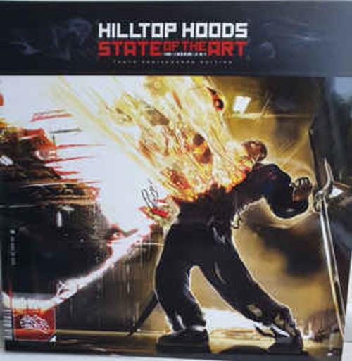 Hilltop Hoods – State Of The Art (VINYL LP)