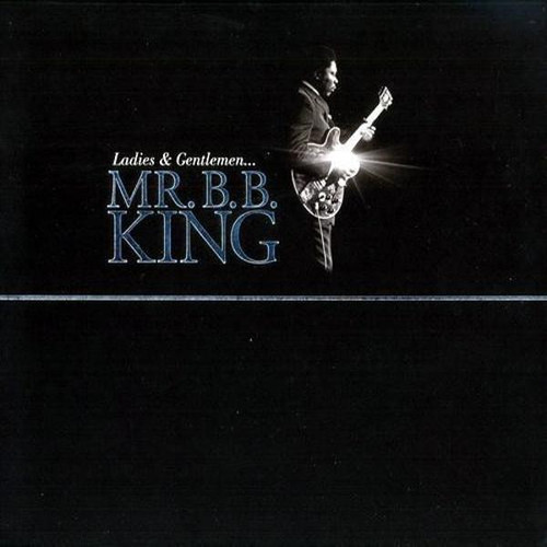BB King - Ladies & Gentleman (LP)