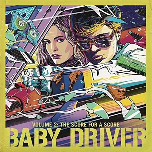 Baby Driver Volume 2 (The Score For A Score) (VINYL LP)