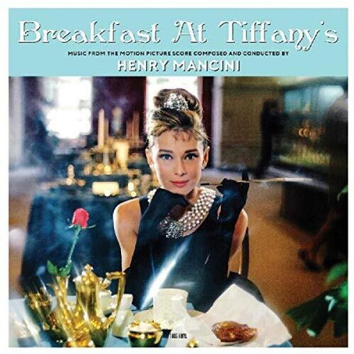 Breakfast At Tiffany's (Music From The Motion Picture Score) Henry Mancini  (VINYL LP)