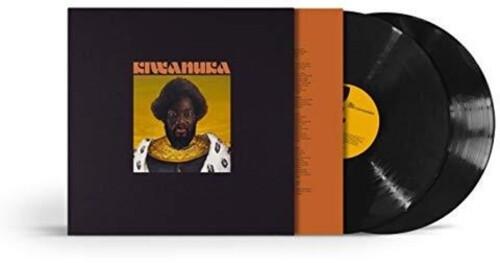 Michael Kiwanuka – Kiwanuka    (2 × Vinyl, LP, Album, Stereo, 180g)