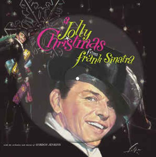 Frank Sinatra – A Jolly Christmas From Frank Sinatra (VINYL LP)