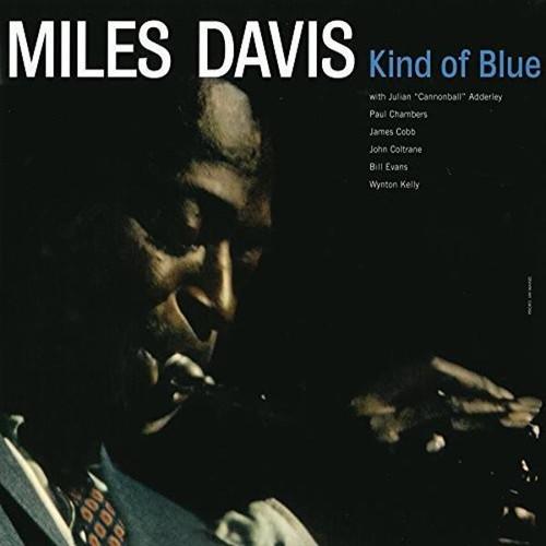 Miles Davis - Kind of Blue stereo (VINYL LP)
