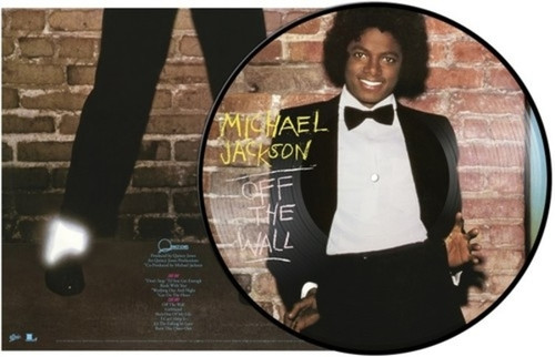 Michael Jackson ‎– Off The Wall Picture Disc