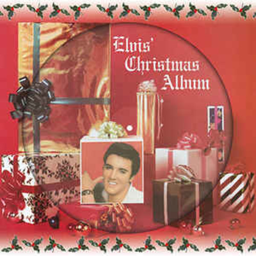 Elvis Presley – Elvis' Christmas Album (VINYL LP)