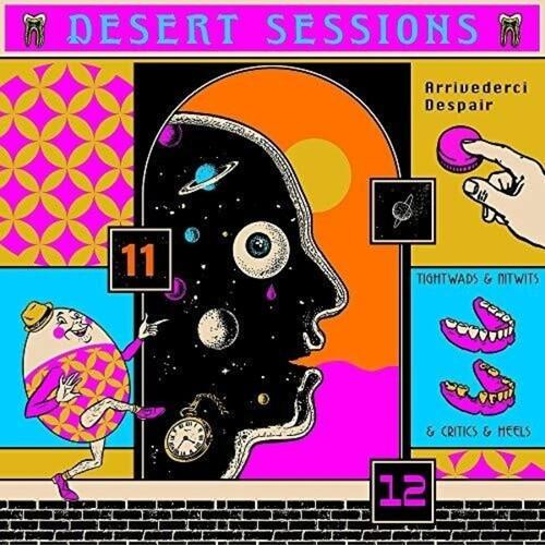 Various - Desert Sessions – Desert Sessions Vol. 11 & 12
