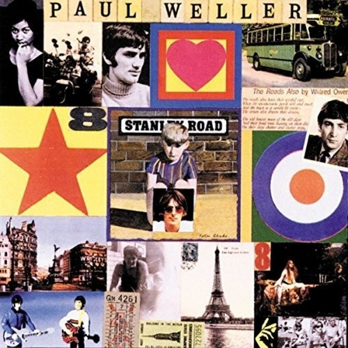 Paul Weller - Stanley Road    (Vinyl, LP, Album, Reissue)
