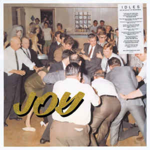 Idles – Joy As An Act Of Resistance (VINYL LP)