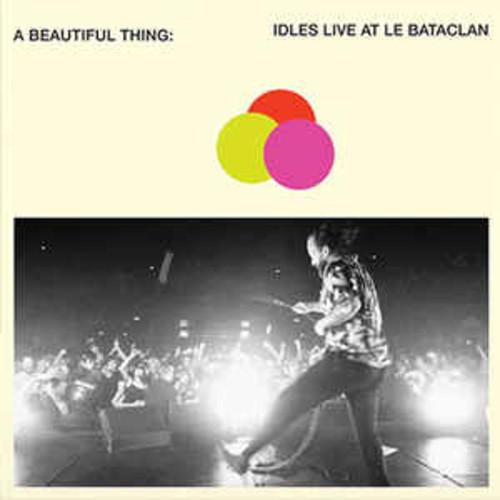 Idles – A Beautiful Thing: Idles Live At Le Bataclan 2 × Vinyl, LP, Limited Edition, Neon Clear Orange Vinyl (VINYL LP)