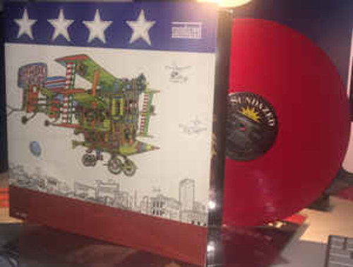Jefferson Airplane - after bathing at baxters (VINYL LP)