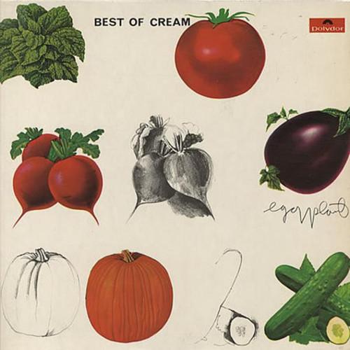 Cream - Best Of (VINYL LP)