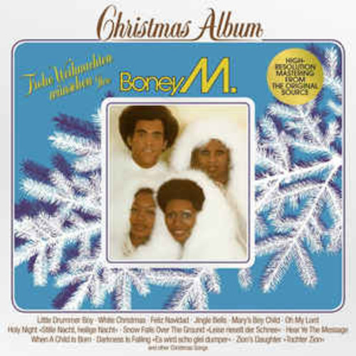 Boney M. ‎– Christmas Album (LP)